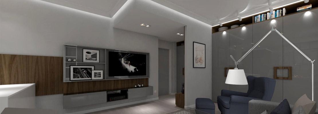 Apartament w stylu nowojorskim - Angel Wawel Kraków